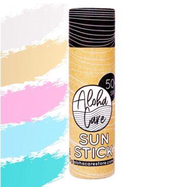 Aloha Sun Stick kolorowy sztyft przeciwsłoneczny